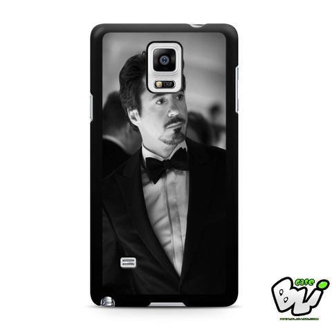 Actor Robert Downey Jr Samsung Galaxy Note 4 Case