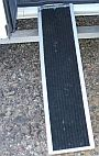 DIY Dog Ramps For Cars, Trailers or Boats (Except Cut In Half, Add a Hinge, Leave Off the Snap Hook and Trim)