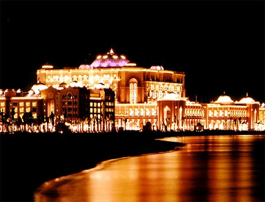 I dream of going to Abu Dhabi.  Emirates Palace, Abu Dhabi