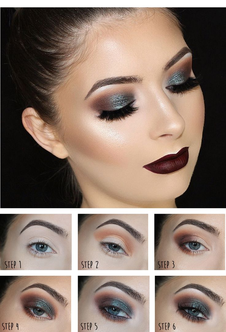 1000+ Images About Makeup Looks On Pinterest