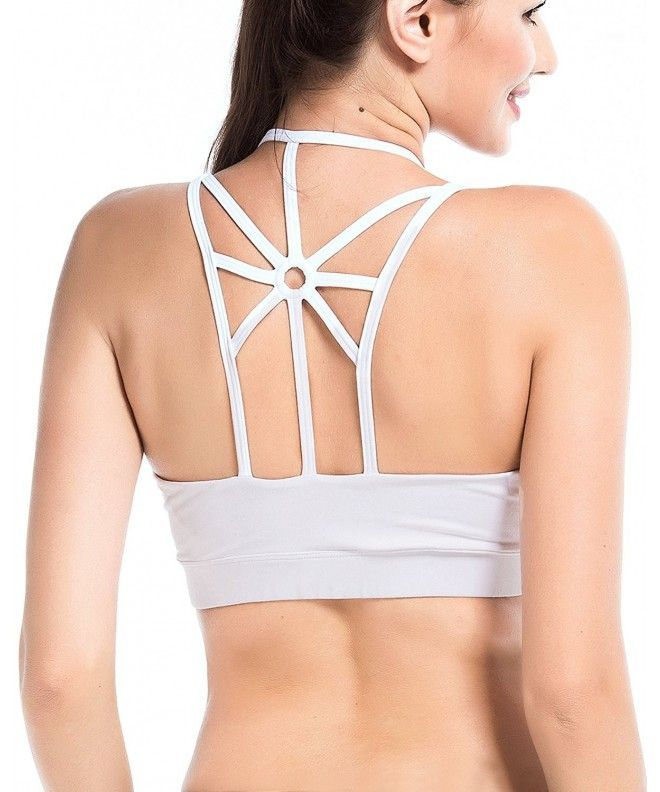 Yoga Daily Wear Breathable Elastic Sports Bra Back Cross Top Shapewear for Gym