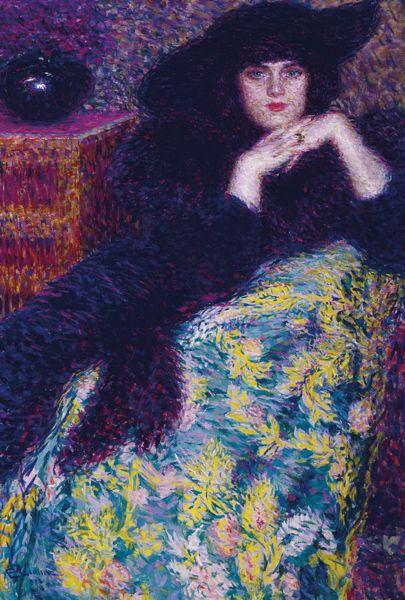 Enrico Lionne - Violette, 1913