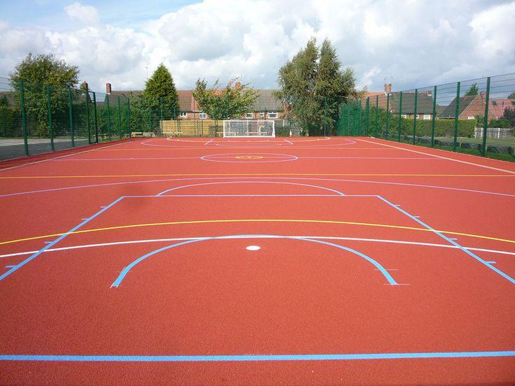 Basketball Pitch Maintenance In Wigan 10 Tumblr
