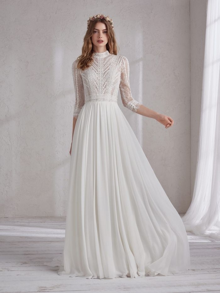 1001 Modeles Incroyables De La Robe De Mariee Avec