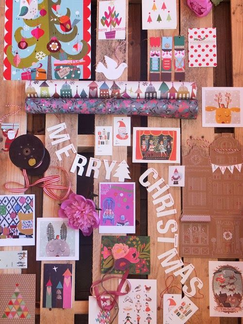 Small Acorns: christmas cards
