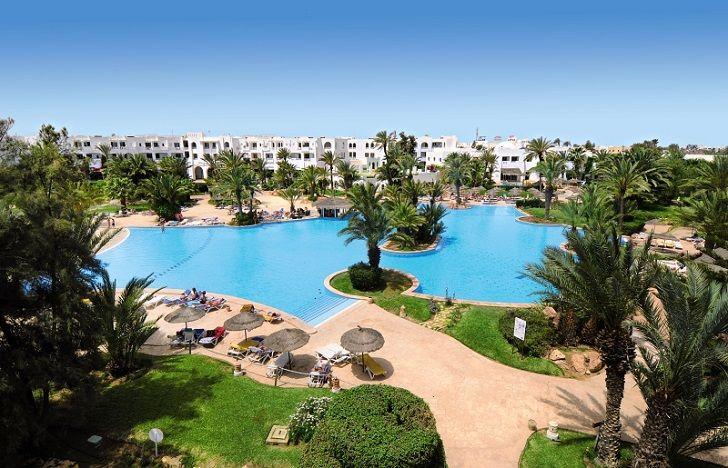 Hôtel Vincci Djerba Resort 4* en Tunisie