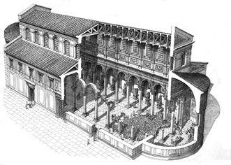 basilica aquileia pianta - Cerca con Google