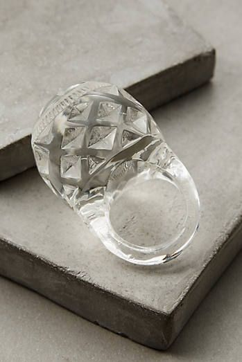 Clarity Dome Ring