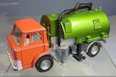 Dinky Road Sweeper