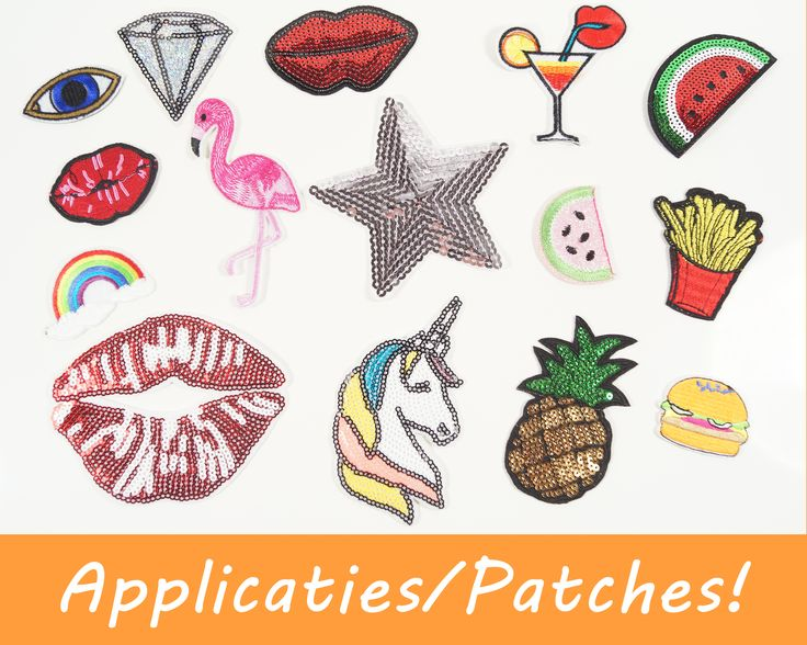 Patches!