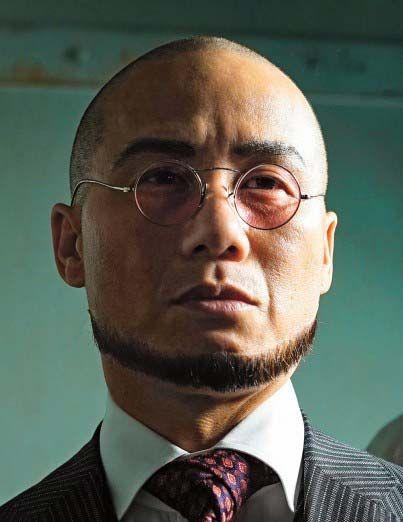 First Photo: B.D. Wong As Hugo Strange | News | Dark Horizons