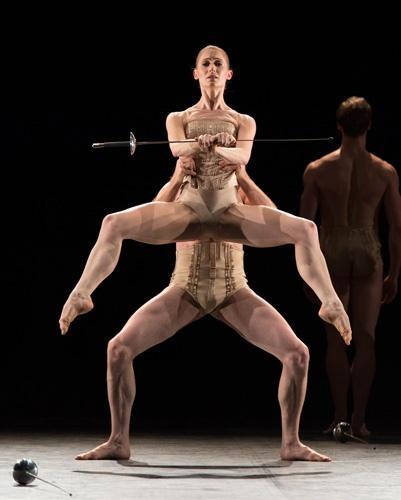 ballet photography petite mort