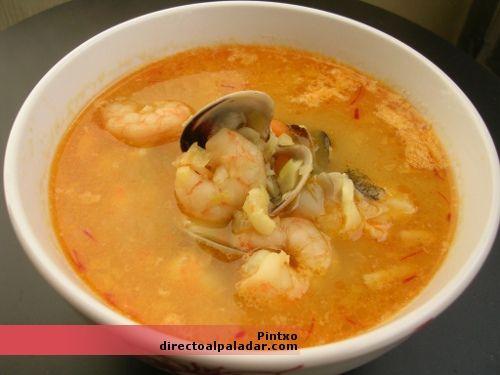 Receta de sopa de pescado: Las sopas de pescado forman parte de la gastronomía regional de nuestro país, aprende con nuestra receta de sopa de pe...