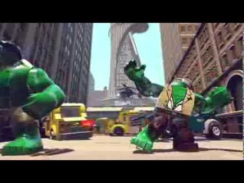 Stan Lee is IN the new Lego Marvel Game!  ▶ LEGO® Marvel Super Heroes - Stan Lee Trailer - YouTube