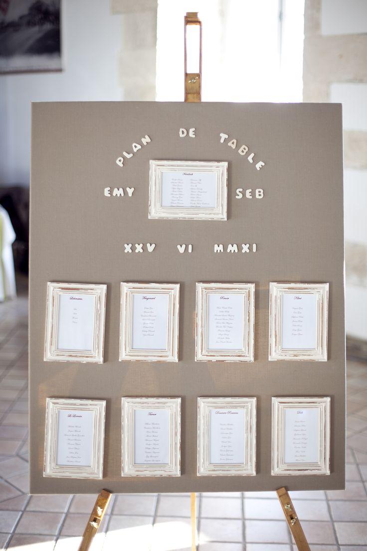 37 best images about plan de table on pinterest table - Plan de table coeur mariage ...
