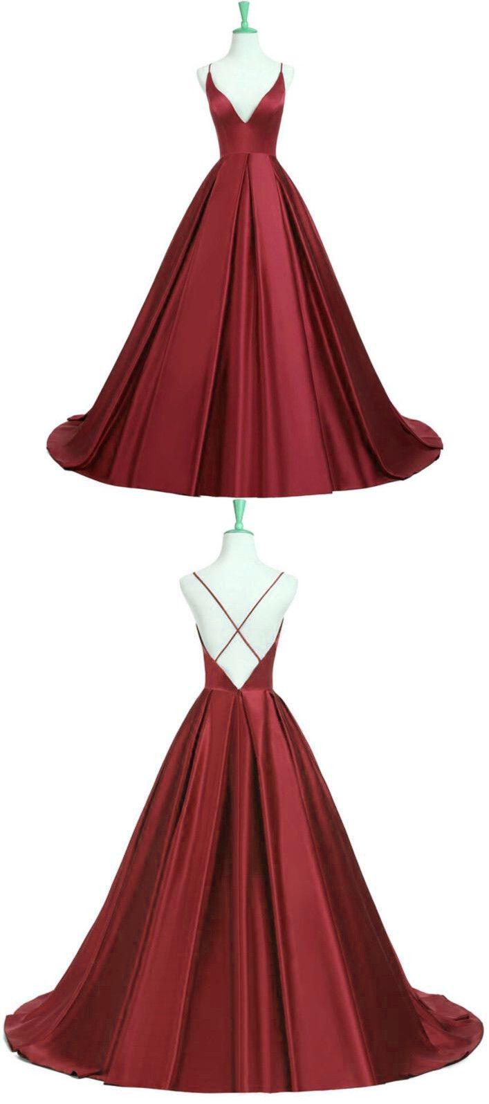 Elegant Spaghetti Straps Prom Dresses,Long Prom Dresses,Cheap Prom Dresses, Evening Dress Prom Gowns, Formal Women Dress,Prom Dress