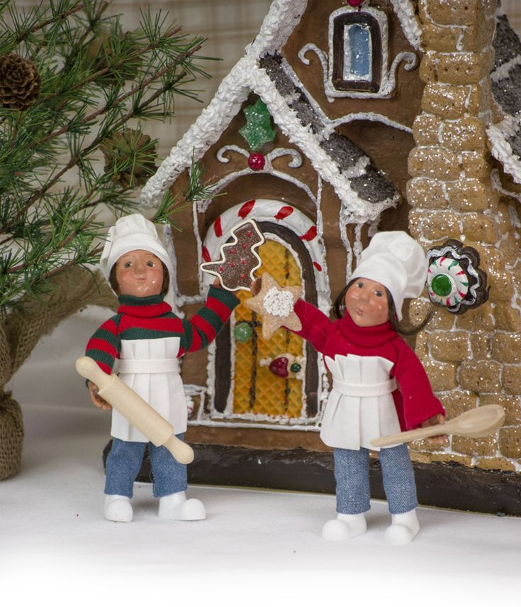 62 Best Decorating With Byers Choice Carolers Images On: 55 Best New! 2018 Byers' Choice Carolers® Figurines