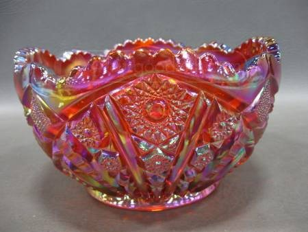 25 Best Ideas About Carnival Glass On Pinterest Blue