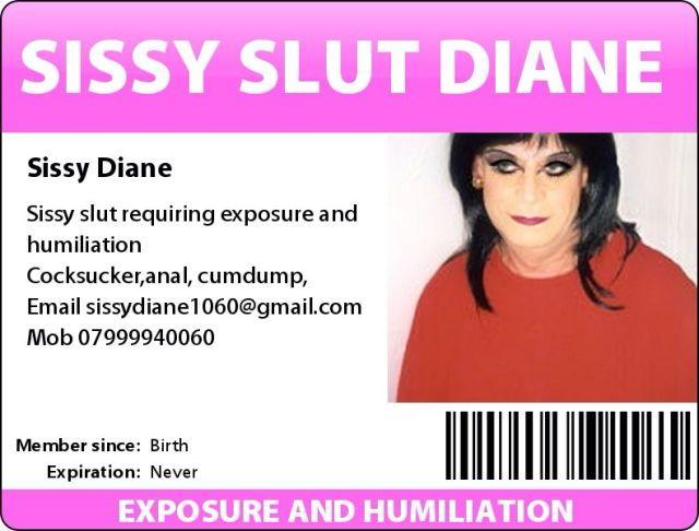 #roybourne #sissydiane #sissy #faggot