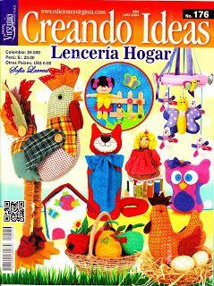 lenceria hogar revista gratis