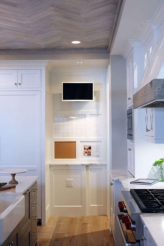 Best 25 Kitchen Tv Ideas On Pinterest Wood Mode Tv In