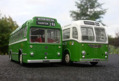 Western National Bristols | by Code 3 Bus Models