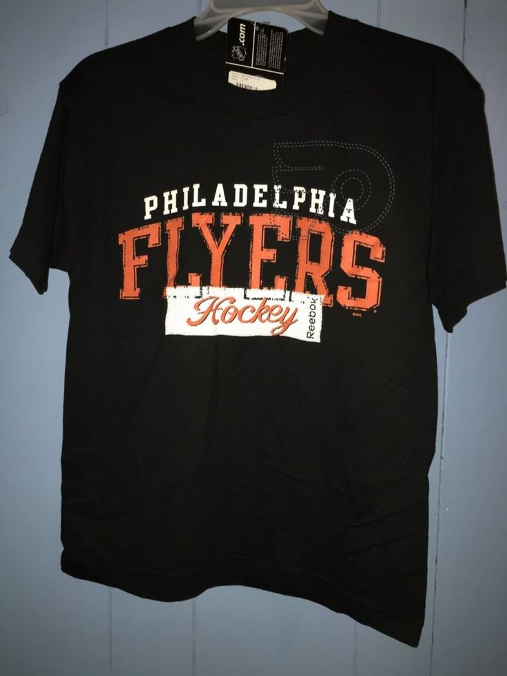 philidelpia flyers hockey tshirt  | eBay