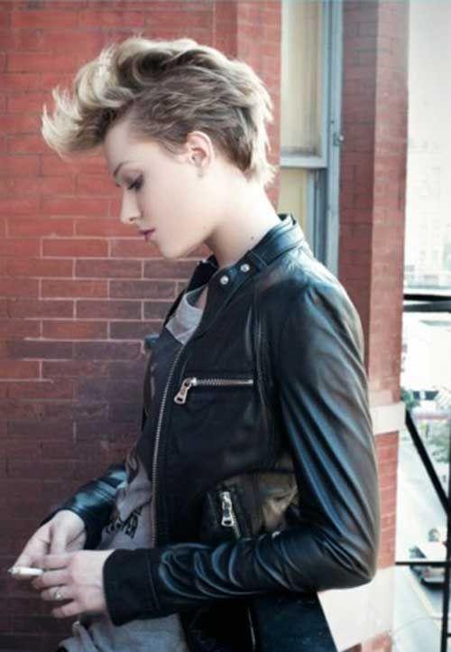Best Short Punk Haircuts | http://www.short-haircut.com/best-short-punk-haircuts.html