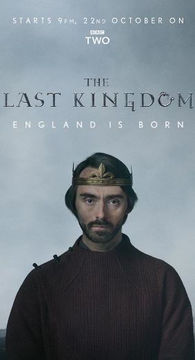David Dawson as King Alfred the Great: 'The Last Kingdom' begins tonight, BBC Two, 9pm. Photo: Milk Publicity