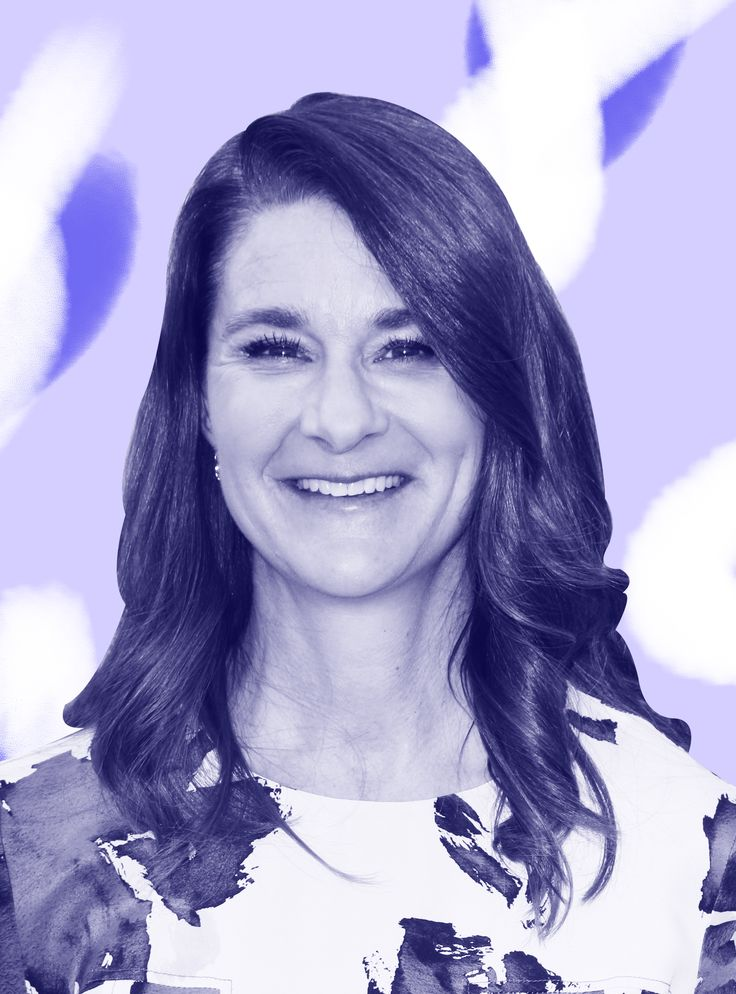 Exclusive: Melinda Gates On The Power Of Women Coming Together+#refinery29