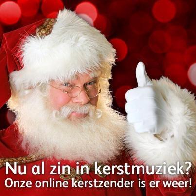 De SkyRadio kerstzender is weer in de lucht! 24/7 kerstmuziek :-)