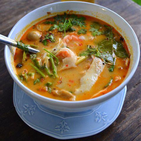Том ям по-домашнему: самый вкусный рецепт тайского супа