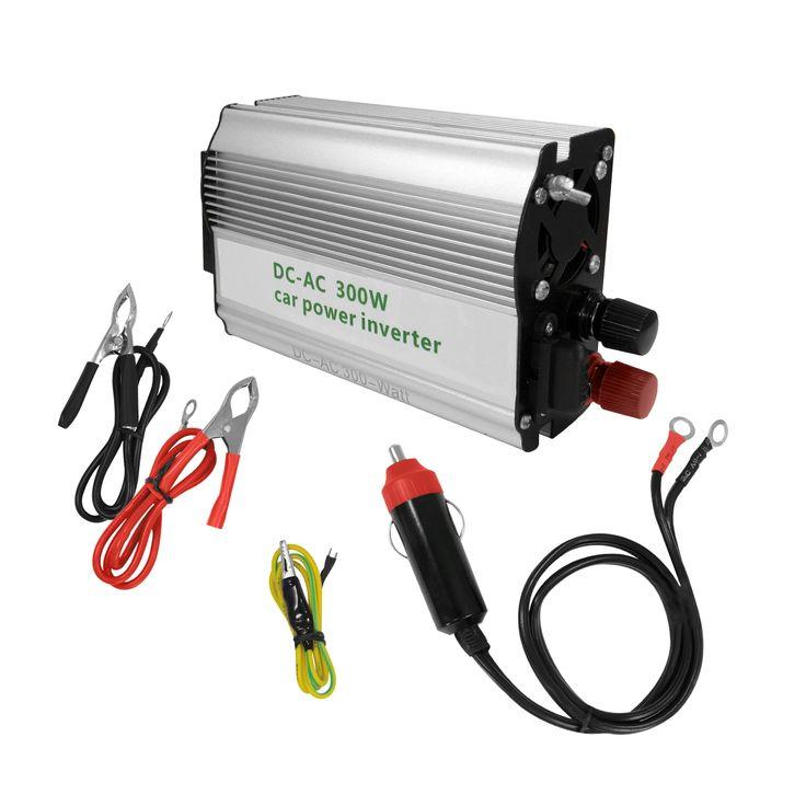 Power Inverter 12v - 300W EAXUS