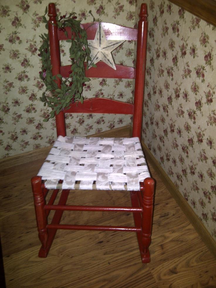 Red Rocking Chair Band ~ Best primitives images on pinterest prim decor