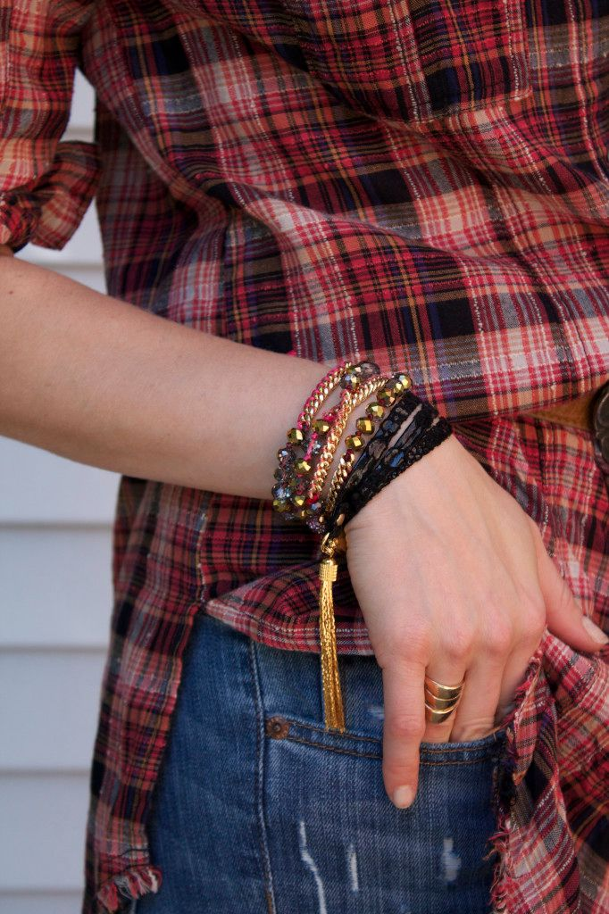 wrap bracelets done right: