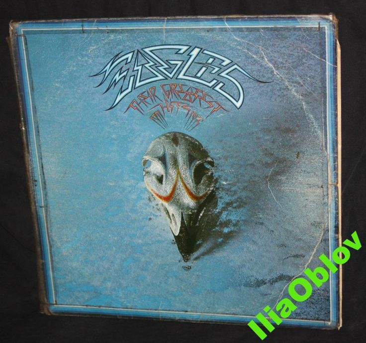 LP Eagles Their Greatest Hits
