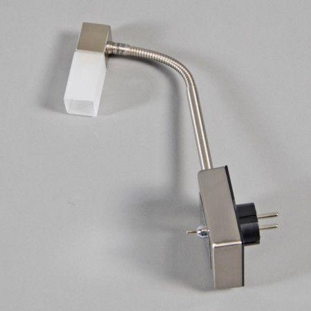 Steckerleuchte Plug Flex Glas: #steckerleuchte #innenbeleuchtung