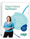 Instant Payroll    Ideal for new start ups and small businesses with a simple weekly or monthly payroll run, Sage Instant Payroll is the most popular payroll system for organisations that have 1-10 employees to be paid PAYE.        Part of the Instant range and      Links to both Instant Accounts range and the Sage 50 Accounts range.