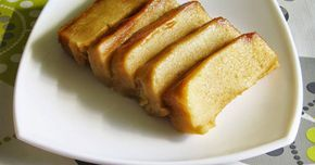 Flan de galletas y manzana al microondas Receta de Frescamp - Cookpad