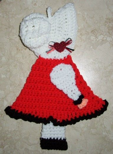 17 Best Images About Sunbonnet Sue Crochet On Pinterest
