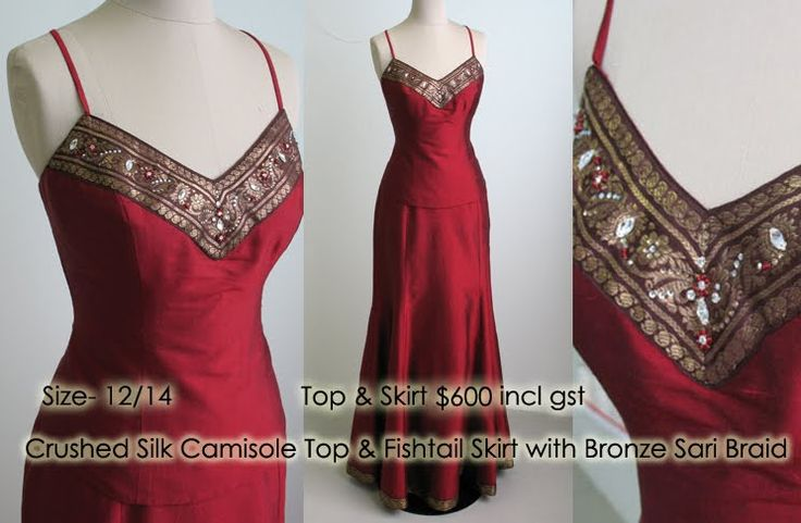 Hi semua, let me tell you that sarees can be made into virtually any dress style . So here are some of sample dress and 'baju kurung' tha...