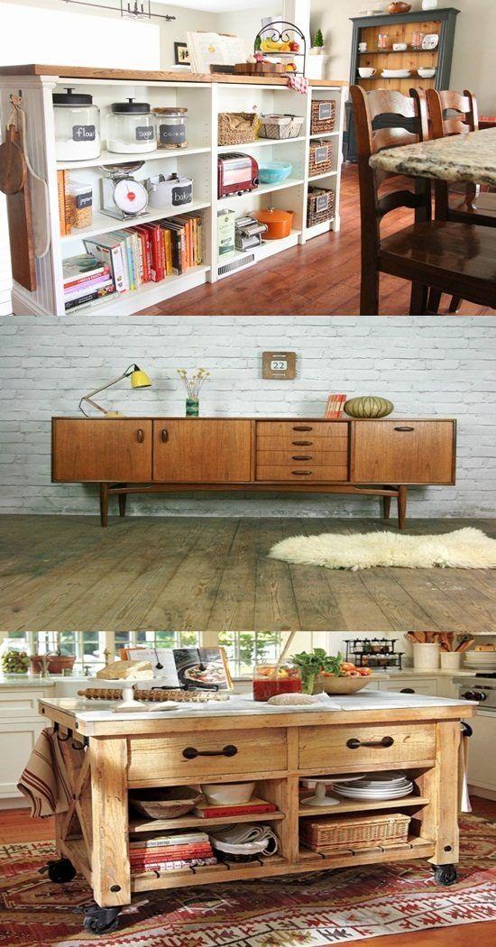 17 best ideas about kitchen sideboard on pinterest furniture modern white portable kitchen buffet design