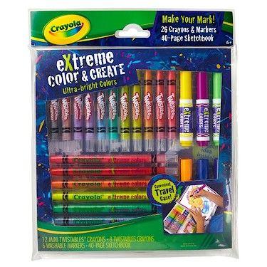 Crayola Extreme Colour & Create