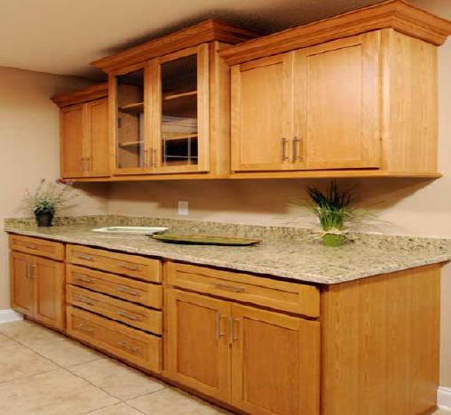 46 best easy kitchen cabinets in stock images on pinterest - Unfinished kitchen cabinets sale ...
