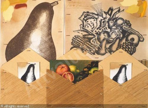 ARTISTA: c. Pozzati  in www.ortodamare.com   ortogallery