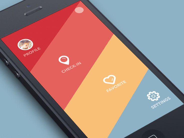 GIF Exercise by Sergey Valiukh  TAGS: #ui #navigation #animated