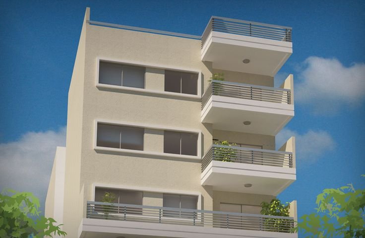 Nuevo Edificio de Departamentos en Florida, Buenos Aires. New apartment building, at Florida, Buenos Aires.