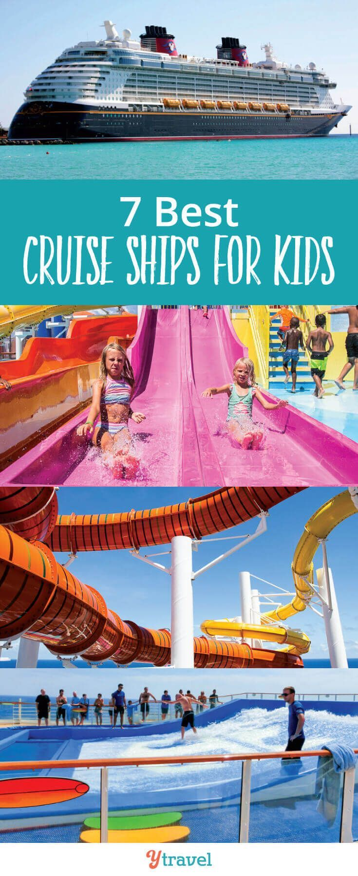 7 Best Cruise Ships For Kids Rated By A 16 Year Old Kid Best Cruise Ships Cruise Kids Best Cruise Lines