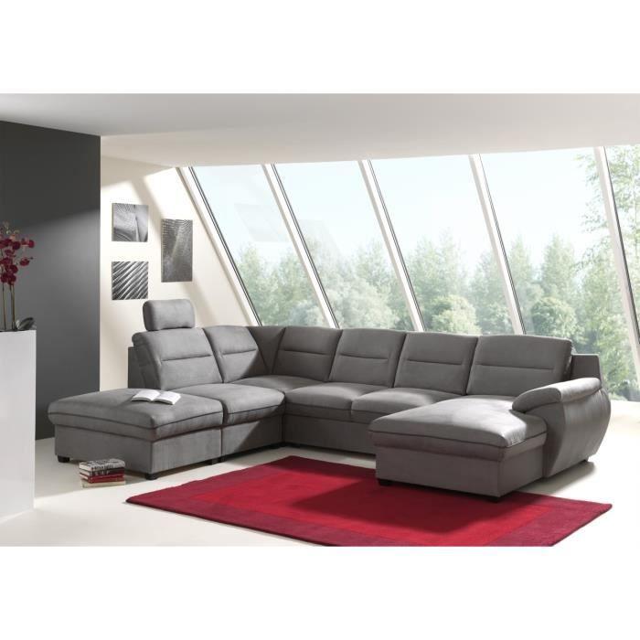 Canape D Angle Panoramique Design Et Confortable Canape D Angle