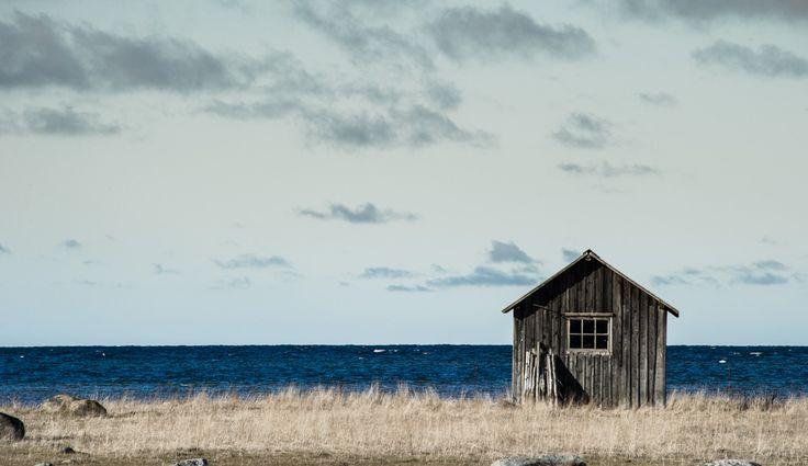 betomad:  walking by the sea in Gotland, Sweden. photo by Ellen Marie